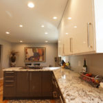 New kitchen after construction by Motz Real Estate